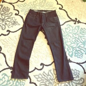 BNWOT • Men's Black 'GAP' Jeans